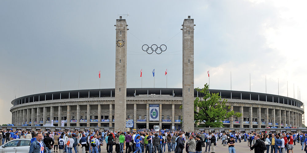 Müllers TicketService - Premium Vip Tickets - Olympiastadion Berlin